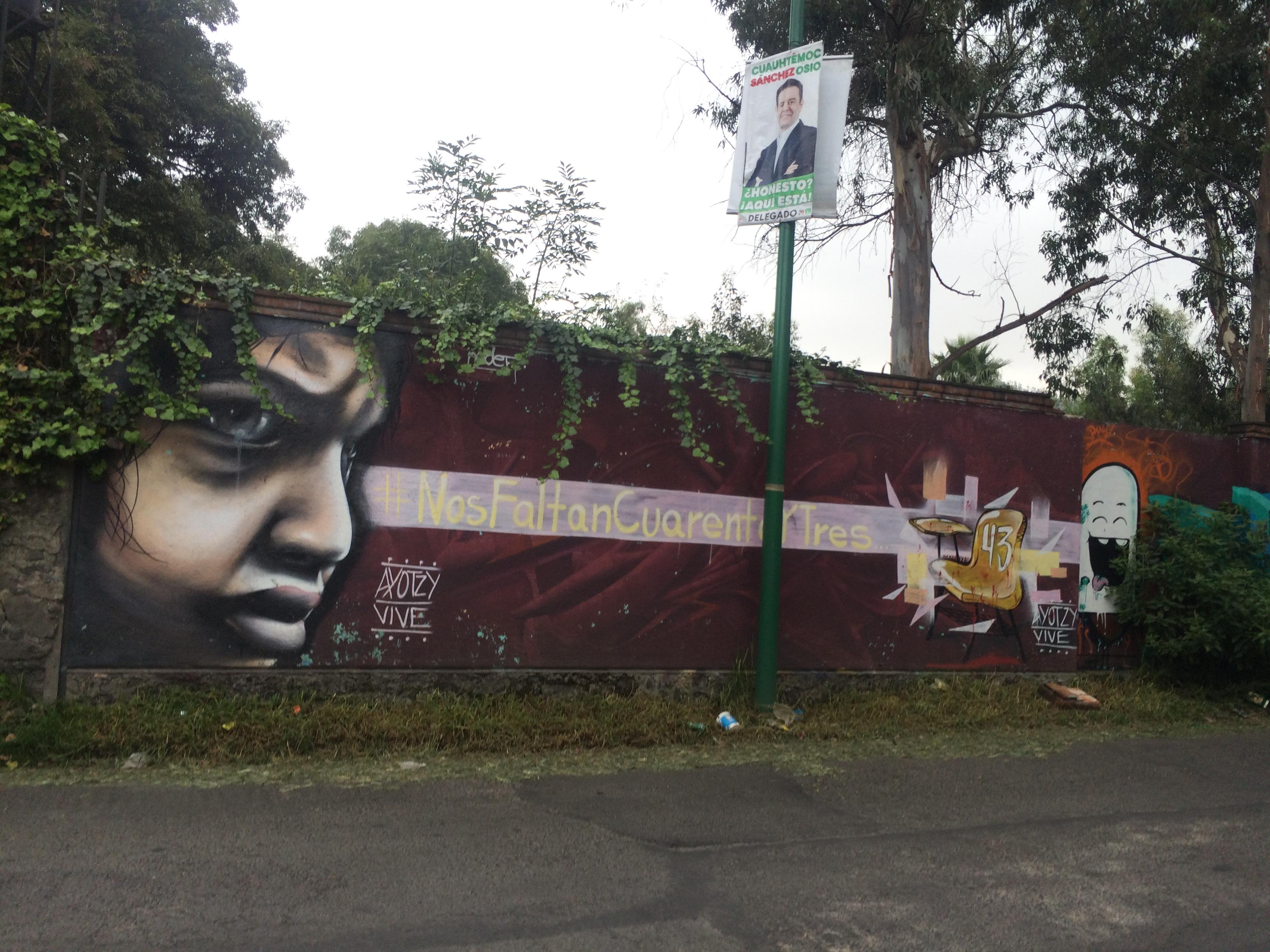 Ayotzinapa, 43, YoSoy132, Estudiantes, Iguala, Desaparición