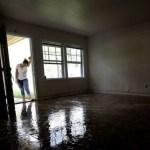 Agua turbia que dejó 'Harvey' en Texas contiene bacterias fecales