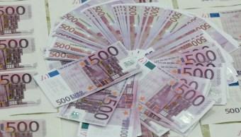 Billetes de 500 euros Ap archivo