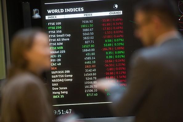 Bolsas europeas operan con pocos movimientos