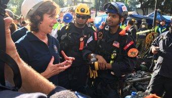 Roberta Jacobson, ayuda de Estados Unidos para México, Sismo 19 Septiembre