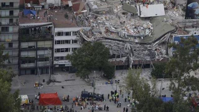 incendio edificio derrumbado peten dificulta rescate