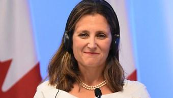 Canadá defenderá su agenda en renegociaciones del TLCAN