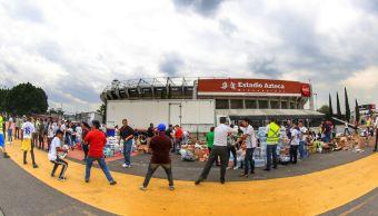 fundacion televisa acopio sismo ayuda estadio