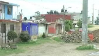 Colonias de Xalapa afectadas por falta de agua potable