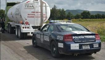 Aseguran 15 mil litros de combustible robado en Guanajuato