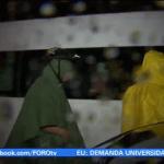 Continúa alerta en Puebla por los remanentes de 'Katia'