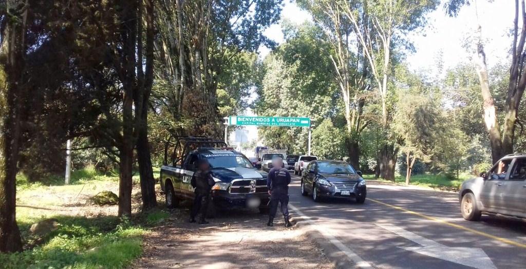 Localizan siete cuerpos en Uruapan Michoacán