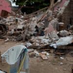 Daños en Chiapas tras el sismo del 7 de septiembre
