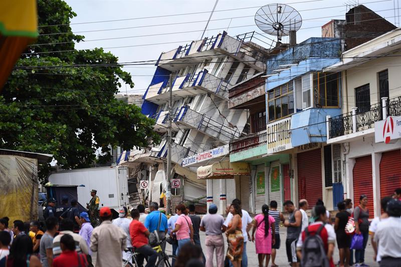 inadmisible obtener ventaja politica sismo pena nieto