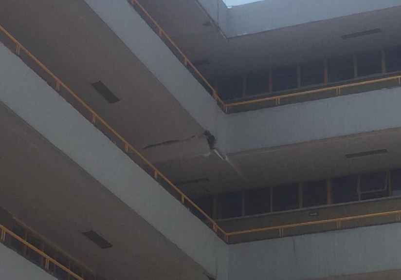 Convoca UNAM a cientos para ayudar tras derrumbes por sismo