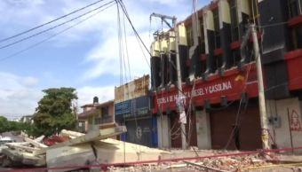 Más de 80 mil viviendas dañadas en Chiapas por sismo del 7 de septiembre
