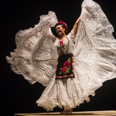 Galería: Amalia Hernández, fundadora del Ballet Folklórico de México
