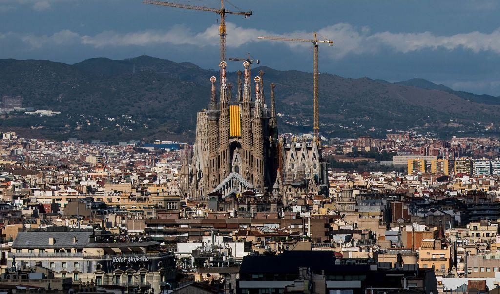 Incidente templo Sagrada Familia fue falsa alarma