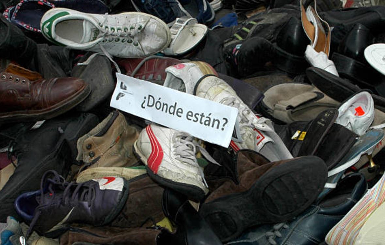 Gobierno registra más 30 mil personas desaparecidas en México hasta 2016