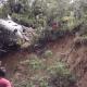 Desploma helicóptero PGR víveres en Oaxaca