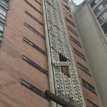 Edificio 'Centauro' en la colonia Doctores