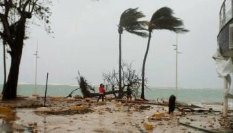 Efectos del huracán María en la isla Guadalupe