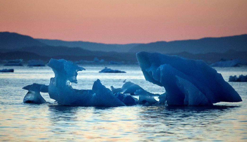 Ártico punto estratégico más caliente