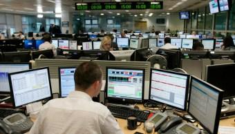 Cae Bolsa de Londres, igual que las Bolsas europeas