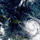 El huracán 'María' toca tierra en Puerto Rico