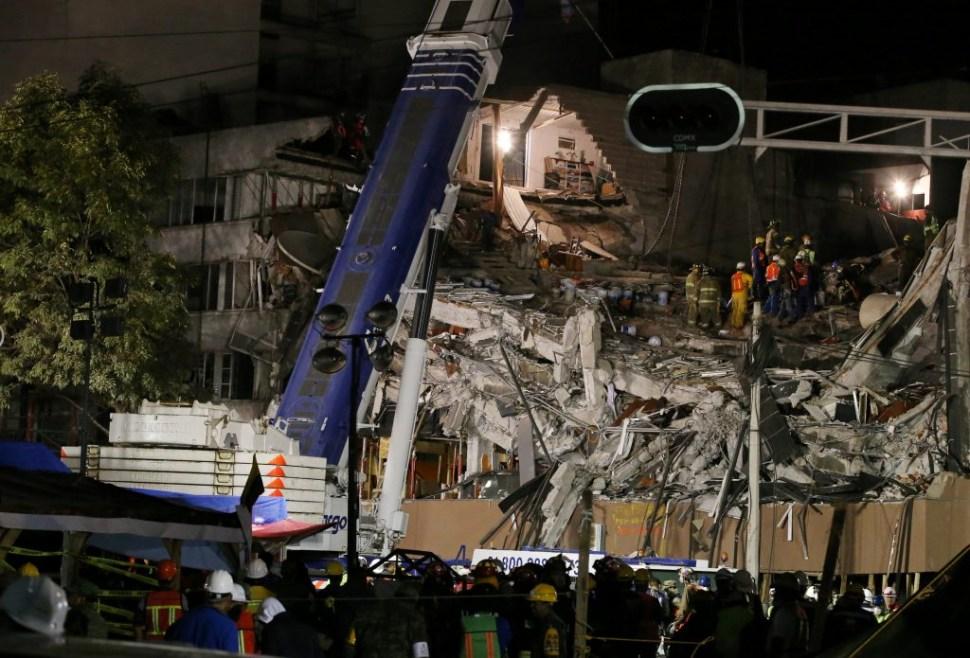 La reconstrucción por el sismo será un fuerte gasto económico