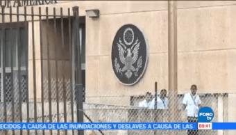 Sonido Cuba Atacó Diplomáticos Eu Canadá