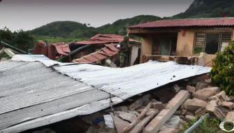 En Chiapas empieza la demolición de viviendas afectadas tras sismo
