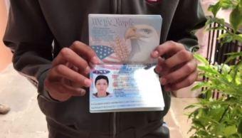 En Zacatecas, 26 menores nacidos en Estados Unidos reciben pasaporte estadounidense