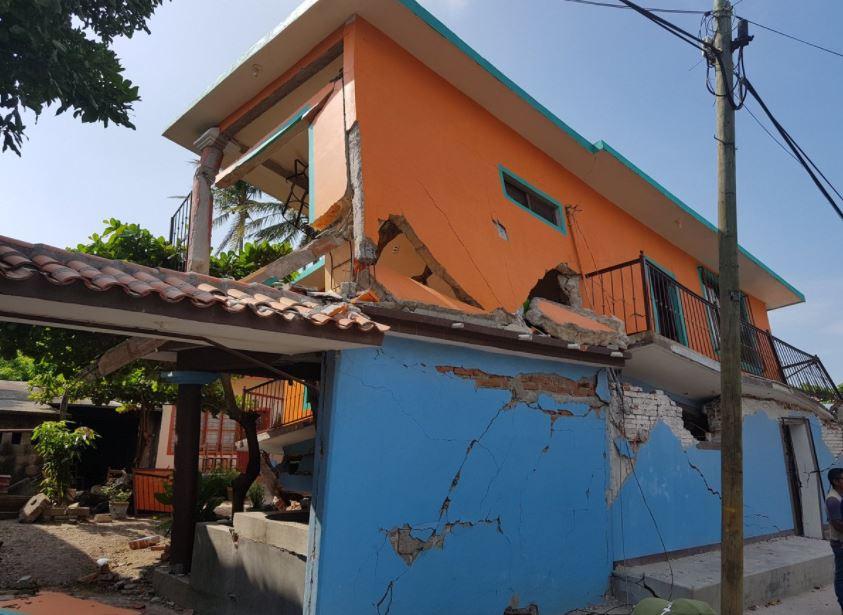 Reconstrucción de escuelas dañadas en Oaxaca y Chiapas costaría 2 mmdp