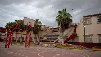 Escuelas en el Istmo, dañadas tras el sismo