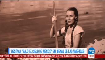 Exhiben Denver Bajo El Cielo De México Bienal De Las Américas