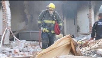Explosión en vivienda deja siete lesionados en Guasave Sinaloa