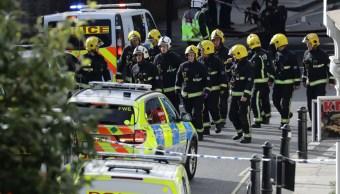 policia investiga explosion metro londres terrorismo