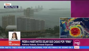 Falla Electricidad Algunas Zonas Miami Irma