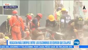 Familia Reporta Semar Desaparecido Edificio Colapsado Gabriel Mancera