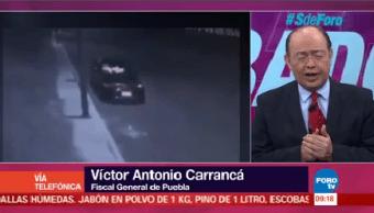 Fiscal General Puebla Joven Mara Castilla Víctor Antonio Carrancá