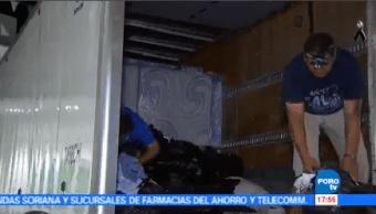 Fundación Televisa Entrega Víveres En Chiapas