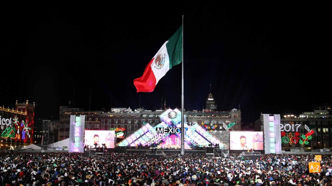 mexico celebra 207 años inicio independencia
