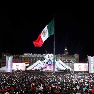 México celebra 207 años del inicio de Independencia