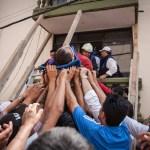 Comunidad internacional se solidariza México sismo