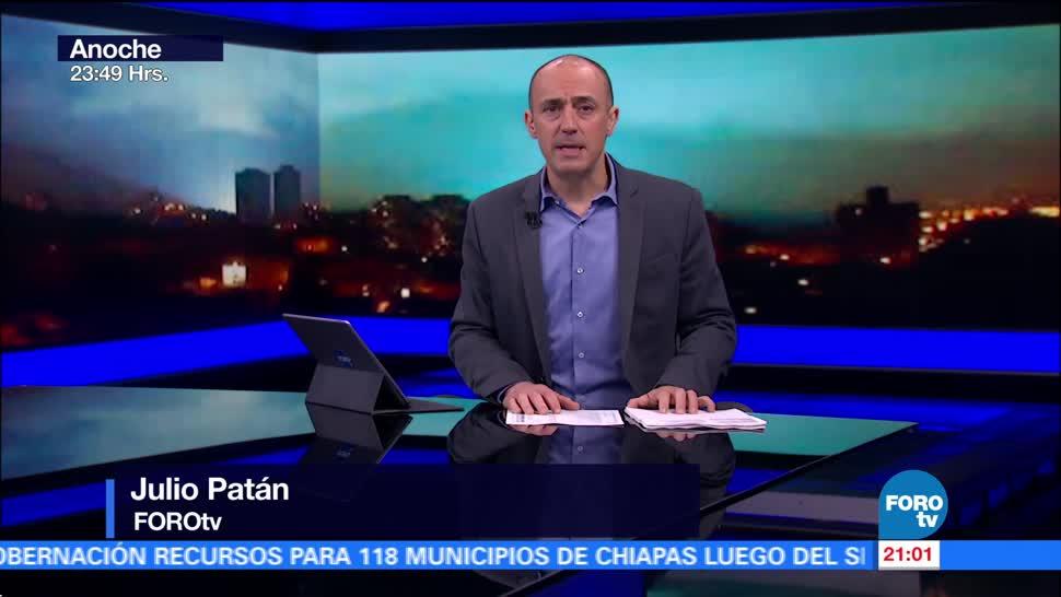 Hora 21 Programa del 8 de septiembre de 2017