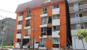 Hoy recuperarían cuerpos de cuatro personas de edificio en Iztapalapa