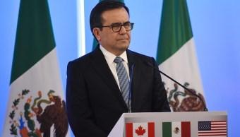 Ildefonso Guajardo identifica temas clave en renegociación del TLCAN