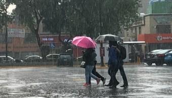 Foto: Se registran tormentas en la Ciudad de México y zona conurbada, 24 febrero 2019