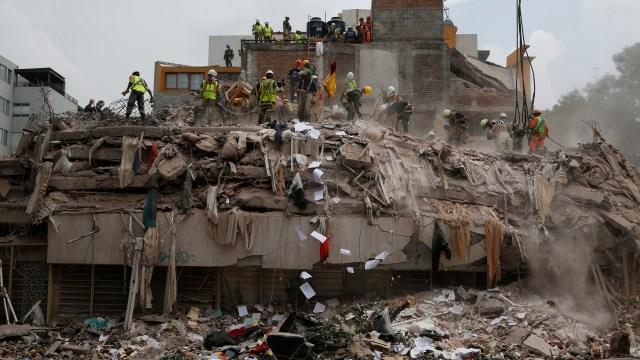 Infonavit ha censado 978 viviendas con pérdida total