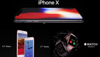 Apple presenta nueva gama de productos