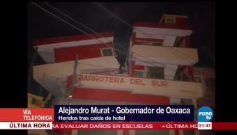 Istmo de Tehuantepec en Oaxaca la zona más afectada por sismo