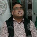 Javier Duarte concluye su huelga de hambre en el Reclusorio Norte