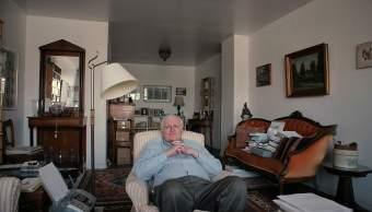 John Ashbery, poeta estadounidense, de los más destacados del siglo xx